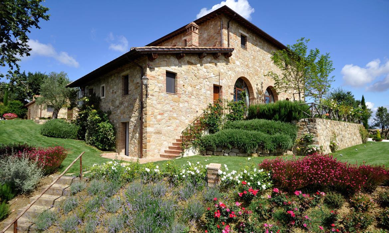 Il Pozzo – luxury villa in Tuscany